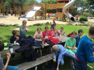 Ausflug Wildpark Frankenhof 2016
